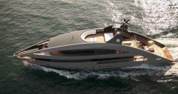 Моторная яхта OCEAN SAPPHIRE