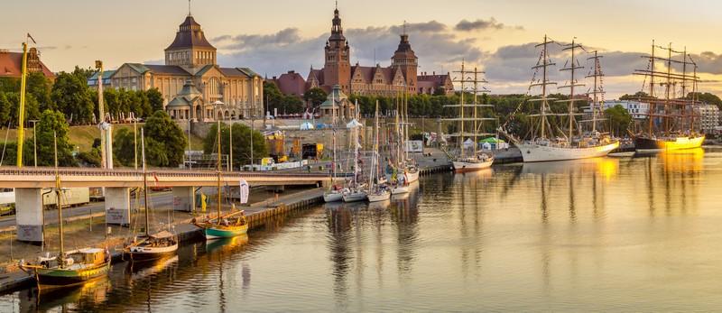 аренда яхты в Польше
