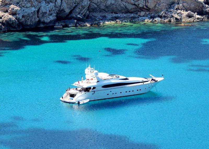 аренда яхты в Испании