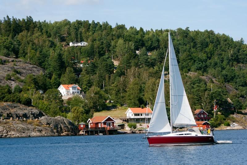 аренда яхты в Швеции