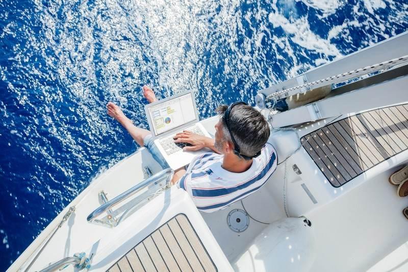 чартер яхты на Лазурном берегу