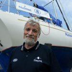 Жан-Люк Ван Ден Хид выиграл гонку «Золотой глобус» после 211 дней в море