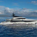 ISA объявляет о продаже новой 45-метровой суперяхты