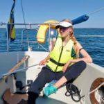 Трое в лодке: женский взгляд о том, как стать капитаном яхты
