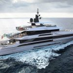 Overmarine представляет новую 50-метровую линию Mangusta Oceanco