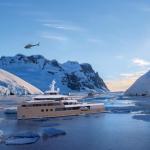 La Datcha: российский миллиардер Тиньков построит 77-метровую ледокольную яхту в Дамене