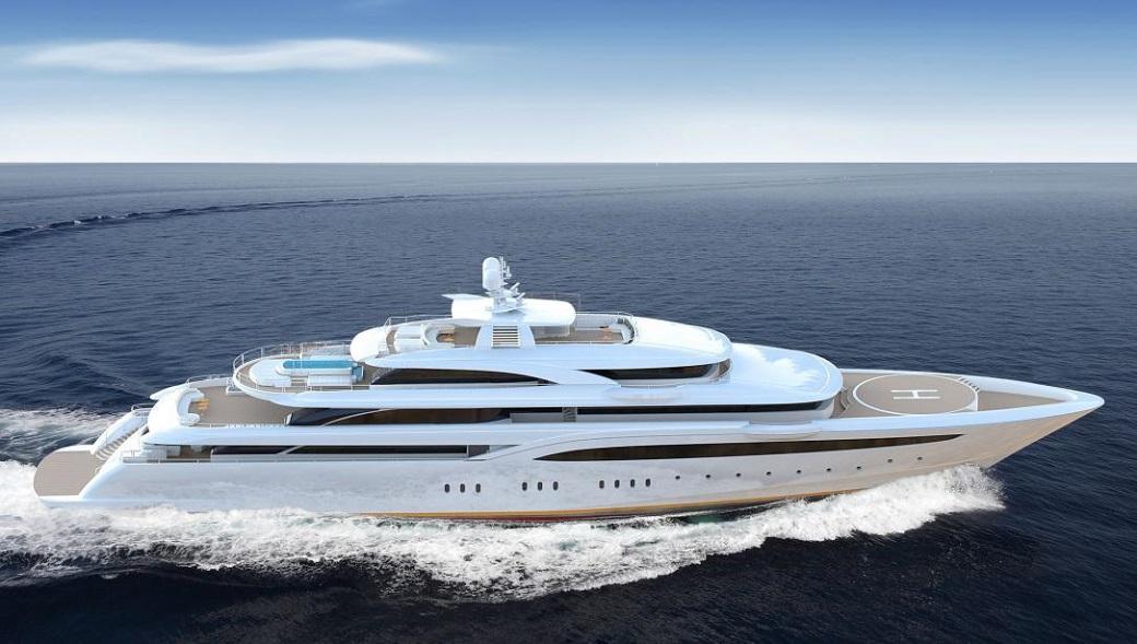 самые большие яхты в мире фото заявили клубе кубань