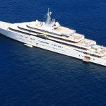 Коллекция яхт Абрамовича