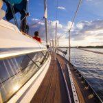 Путешествие на яхте: настоящее искусство