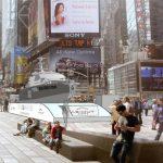 {:ru}Azimut S6 установлена на Таймс-Сквер{:}{:ua}Azimut S6 встановлена на Таймс-Сквер{:}