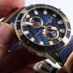 Время на глубине океана: лучшие часы для дайверов