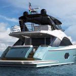 Верфь Monte Carlo Yachts представила на всеобщее обозрение новую суперяхту MCY 66