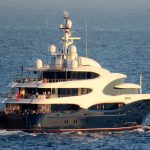 Суперяхта Barbara стоимостью 165 млн. евро замечена в Монако