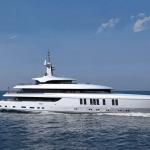 Стала известна цена 73-метровой суперяхты Hasna - 98 миллионов евро