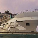 Имя 85-метровой суперяхты OceanX Explorer Alucia2 вынесено на голосование
