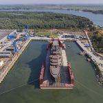 Спущена на воду самая большая в мире яхта: 183-метровая REV Ocean