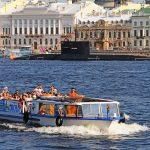 В Петербурге состоялась встреча, где обсуждали план возрождения общественного водного транспорта