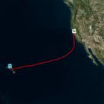 Испанец необычным способом уже пересек половину Тихого океана