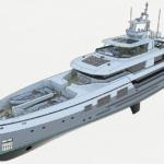Как DLBA создала высокоскоростную 45-метровую гибридную концепцию: 7Oceans