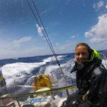 Ирина Грачева: подробности первого этапа трансатлантической яхт-гонки Mini-Transat