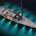 Perini Navi продает первую 47-метровую парусную яхту E-volution