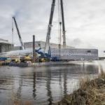 Эксклюзив: 81-метровая парусная яхта Royal Huisman Sea Eagle II обретает форму