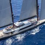 Черноморская регата Tall Ship Race со стороны судей