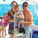 Семья из Курска совершила морское путешествие и прошла три тысячи миль