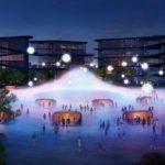 В Японии появится прототип «города будущего»