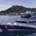 Эко-регата в Княжестве Монако