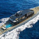 Red Yacht Design представляет 64-метровую суперяхту ICE Kite