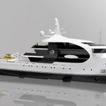 Экспедиционная яхта RSY 65 m Orca