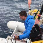 Поломка и восстановление яхты «Джульетта»