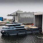Проект Ragnar от Icon Yachts готов к отправке