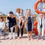 Жизнь детей на судне во время кругосветного путешествия