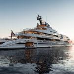 Первый взгляд: внутри новой 107-метровой чартерной яхты Lana от Imperial