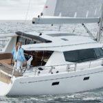Яхта Moody Decksaloon 54DS