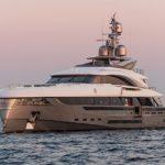 Rossinavi поставляет в США 48-метровую кастомную яхту EIV