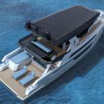 Alva Yachts представляет Eco Cruiser 50: первую однокорпусную электрическую яхту