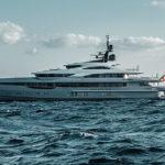 На борту новой 80-метровой яхты Bilgin Tatiana