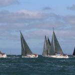 Скандал на гонке у берегов Дании