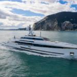 Columbus Yachts завершила первые ходовые испытания новой 50-метровой яхты K2