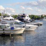 Ярмарка яхт и катеров «Водный мир-2021»