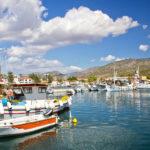 Забытый греческий берег