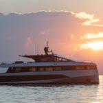 Wally на Каннском фестивале яхтинга: от паруса к силе